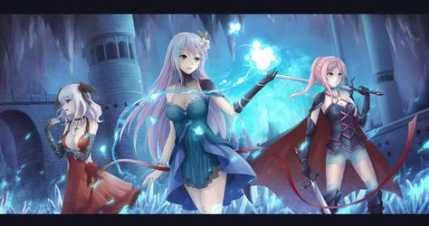CM :: Witch of The Abyss by AsakuraShinji