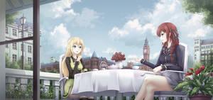 CM :: Tea Time