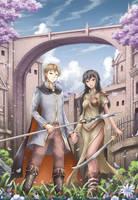 CM :: Suano and Silas by AsakuraShinji
