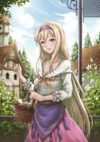 Jeanne by AsakuraShinji