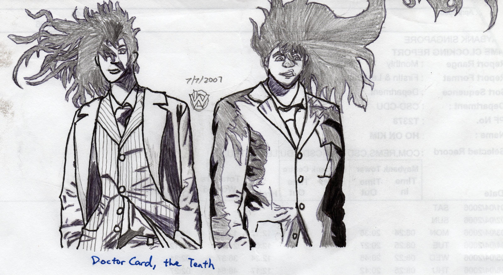 Tenth DoctorCard