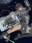 Gladiator-Class Star Destroyer Girl
