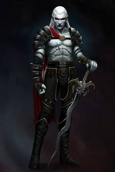 Kain and the Soul Reaver (The Dark Prophecy)