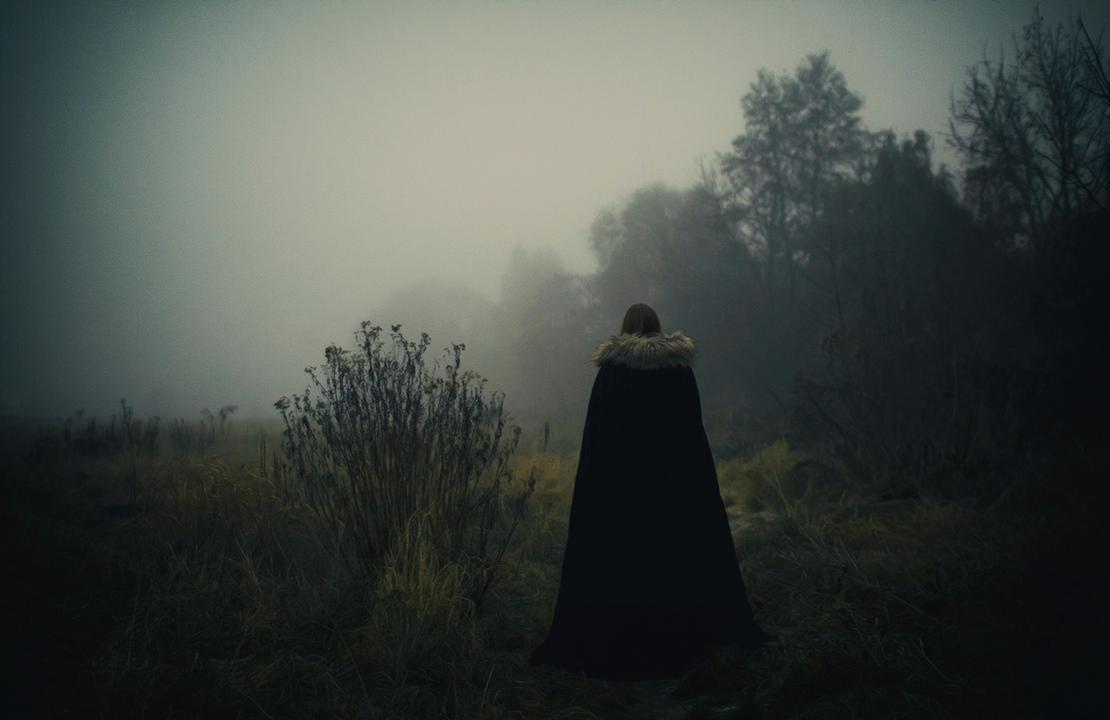 Through the mist by Econita