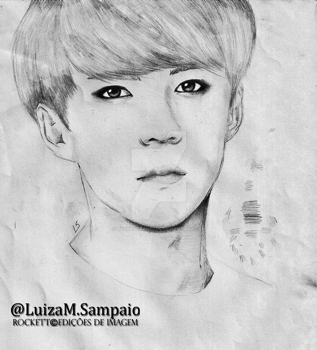 Escala Seattle Floor Plans Sehun Exo Drawing Realistic Drawing Oh Sehun Of Exo By