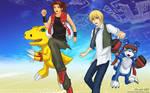 Digimon Savers - Digital Leap