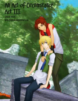 Digimon Savers - AoC III Cover