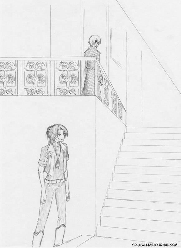 Digimon Savers - Cycle Scene3