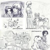 Digimon Savers Thought 04 by splashgottaito