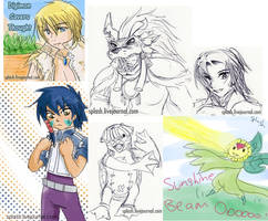 Digimon Savers Thought 18 by splashgottaito
