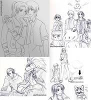 Digimon Savers Thought 46-48 by splashgottaito