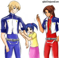 Digimon Savers AM 01 by splashgottaito