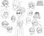 I11 - Firsts Doodles
