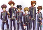 Digimon Xros Over - Inazuma