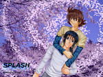 Takouji and sakura