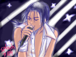 Singer Boi Kouji by splashgottaito