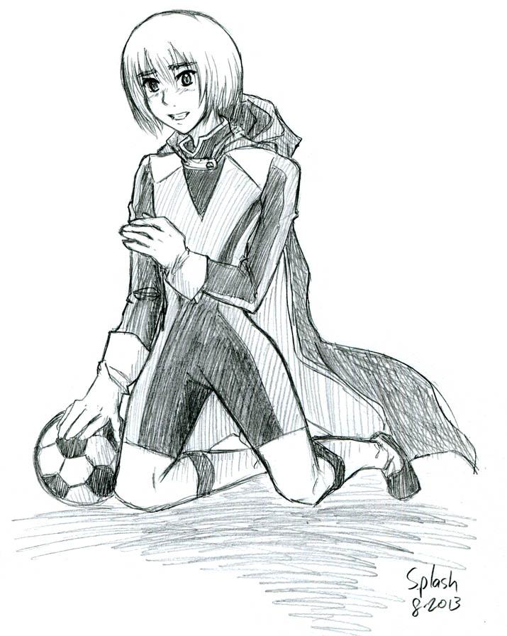 Armin Dark Emperor by splashgottaito