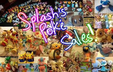 Splash's Pokemon Sales header