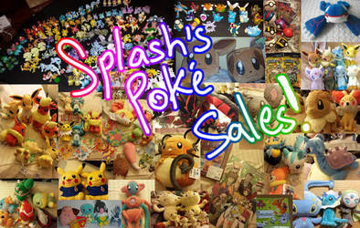 Splash's Pokemon Sales header by splashgottaito