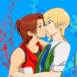 Digimon Savers - ToMaTo Is This A Kiss