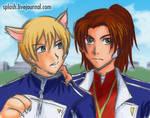 Savers - Masaru and TohmaCAT