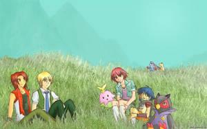 Digimon Savers Home Style by splashgottaito