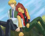 Digimon Savers - Futari de Ii