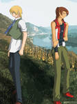 Digimon Savers - AoC II Cover