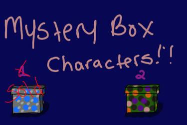 Mystery Box Sale!!