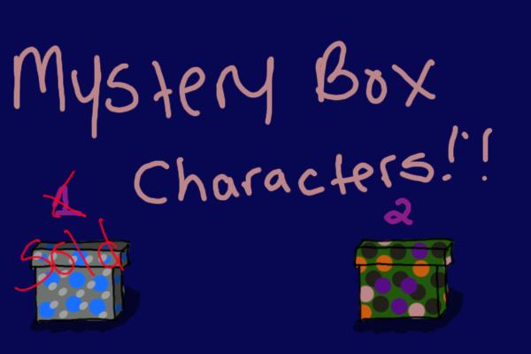 Mystery Box Sale!! by ITSDura