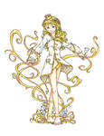 Golden Caramel Waltz