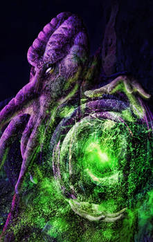 The Mind Flayer Face