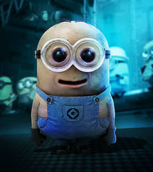 Minion by mcelsouza