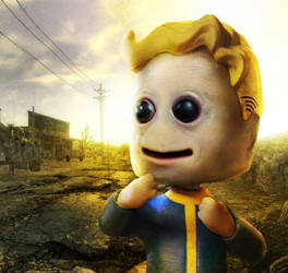 Fallout by mcelsouza
