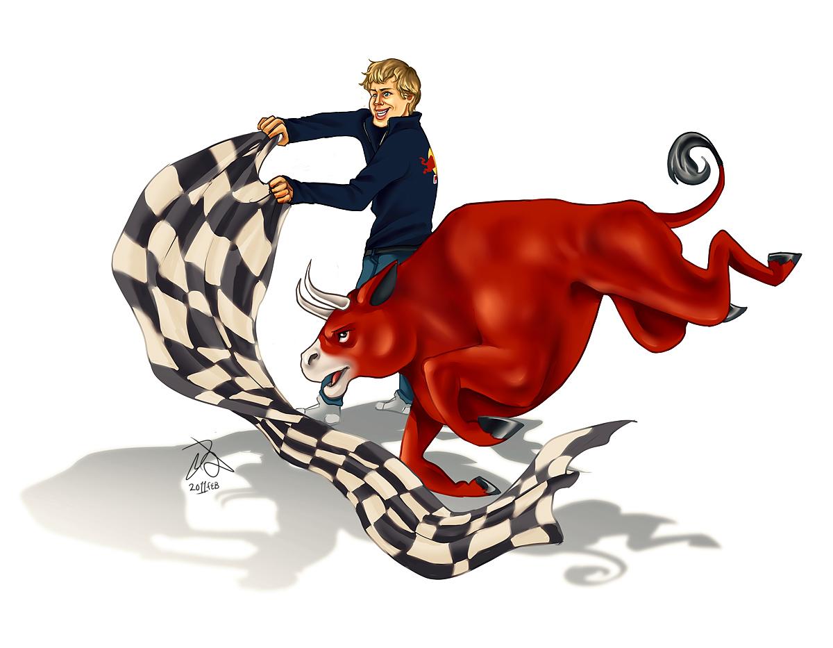Racing Bull by xelanelho
