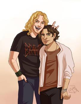 Elof och Alex