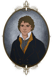 Lord Laurence Amesbury by SeraphiniteGames