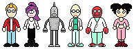 Futurama. by TheAngryLightBringer