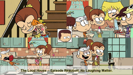 the loud house april fools rules reaction