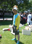 Digimon T.K. cosplay
