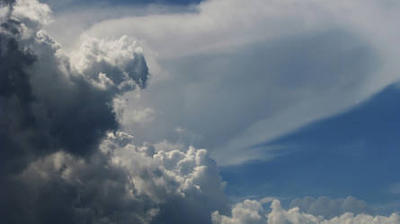A Study In Clouds 1 by Parad1gm