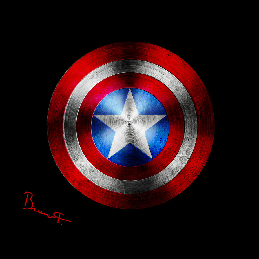 Download Marvel The Avengers Shield Logo HD Wallpaper