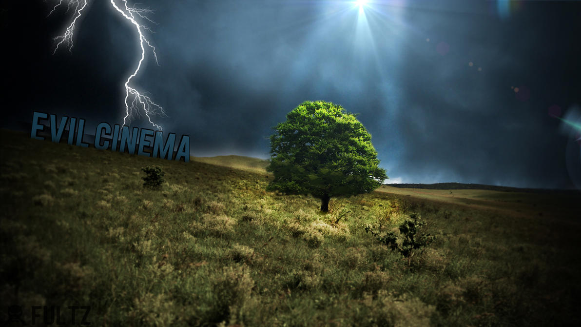 Lone Tree Wallpaper by Fultzyy on deviantART