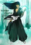 Yanagi Tsuyu: The Witch