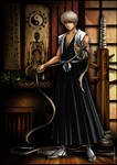 Unabara Ritoru: Grandmaster of Hakuda