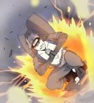 Roku Hirama: Master of Dojutsu