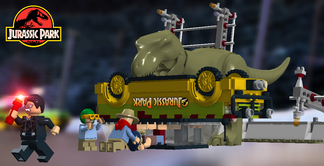 minecraft helicopter build with Lego Jurassic Park T Rex Attack 493192753 on Watch besides ment 11623 furthermore Watch moreover 193904 Darpa Wants To Build An Avengers Like Flying Aircraft Carrier To Make Drones Even More Effective as well LEGO Jurassic Park T Rex Attack 493192753.