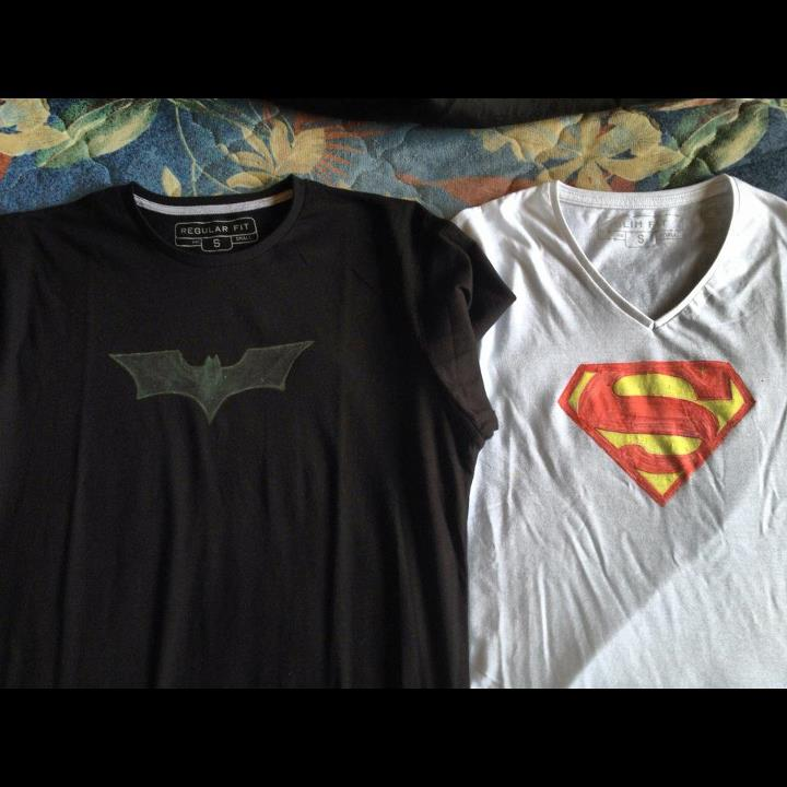 Batman and Superman homemade design t-shirts by adrianan on ... on homemade ghost shirts, homemade ironman shirts, homemade crayola shirts, homemade halloween shirts, homemade soccer shirts, homemade pacman shirts, homemade jurassic park shirts, homemade peter pan shirts, homemade wwe shirts, homemade cat shirts, homemade birthday shirts, homemade hannah montana shirts, homemade sports shirts, homemade football shirts, homemade pi shirts, homemade thomas shirts, homemade tinkerbell shirts, homemade superhero shirts, homemade dinosaur shirts, homemade superman costume for a girl,
