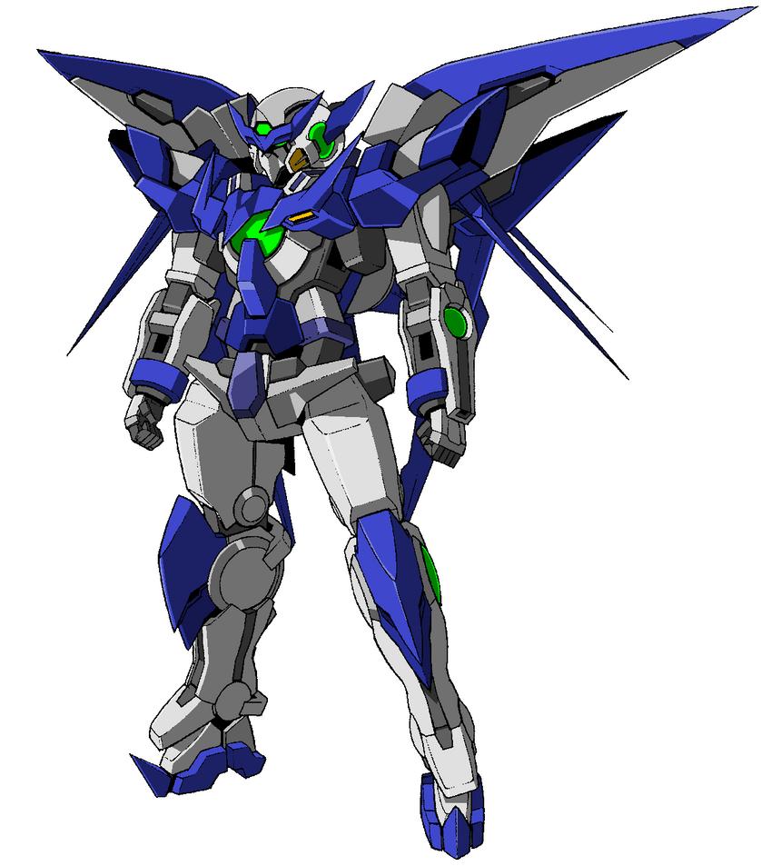 Gundam Exia Dark Matter custom color scheme by bryanz09 on ...