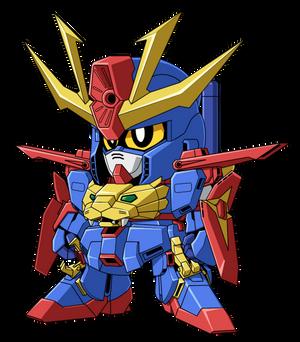 SD Gundam Tryon 3